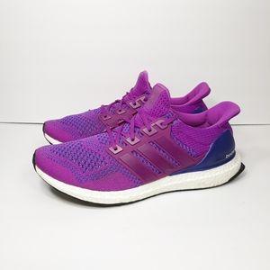 Adidas Ultraboost 1.0 Primeknit Purple Sz 11